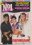 Number One Magazine 1984 - Culture Club