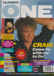 Number One Magazine 1990 - Craig McLachlan