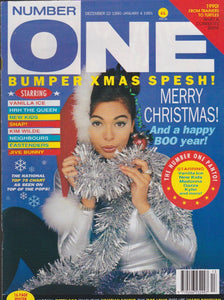 Number One Magazine 1991 - Betty Boo