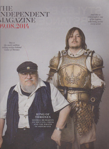 The Independant Magazine - George RR Martin