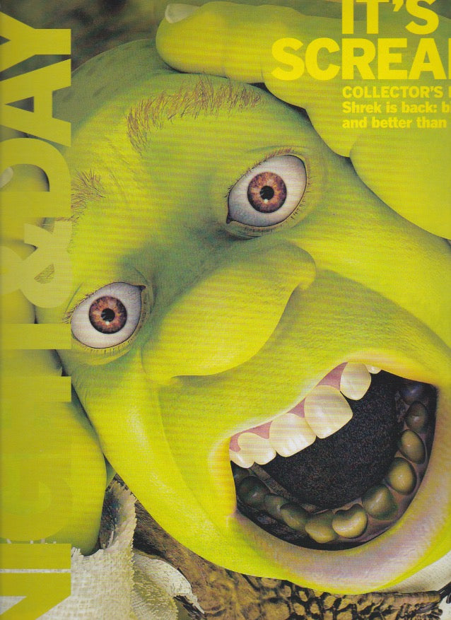 Night & Day Magazine - Shrek