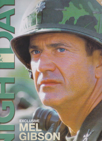 Night & Day Magazine - Mel Gibson