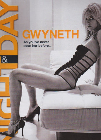 Night & Day Magazine - Gwyneth Paltrow