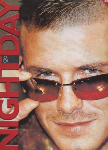 Night & Day Magazine - David Beckham