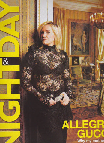 Night & Day Magazine - Allegra Gucci