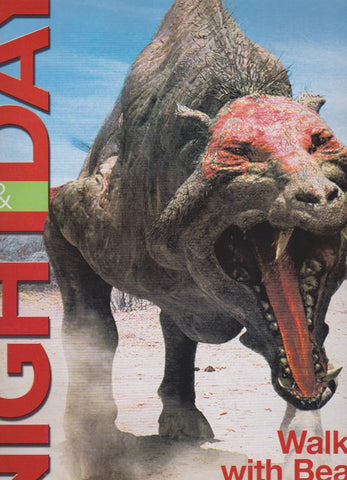 Night & Day Magazine - Walking with Dinosaurs