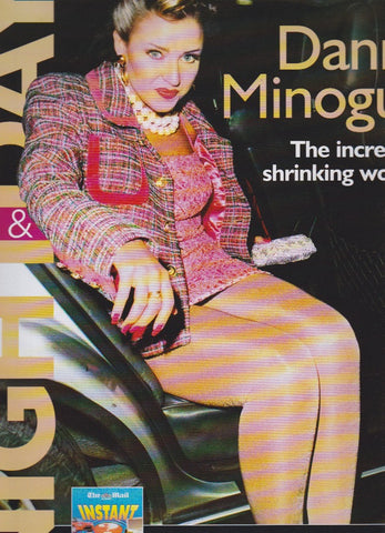 Night & Day Magazine - Dannii Minogue