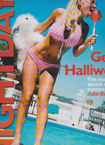 Night & Day Magazine - Geri Halliwell 2001