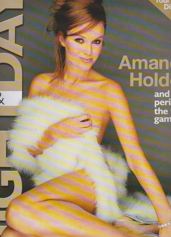 Night & Day Magazine - Amanda Holden
