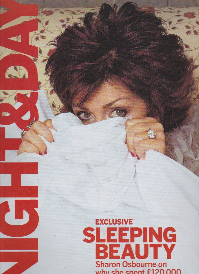 Night & Day Magazine - Sharon Osbourne