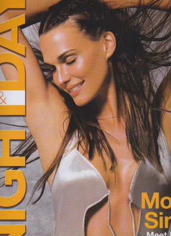 Night & Day Magazine - Molly Sims