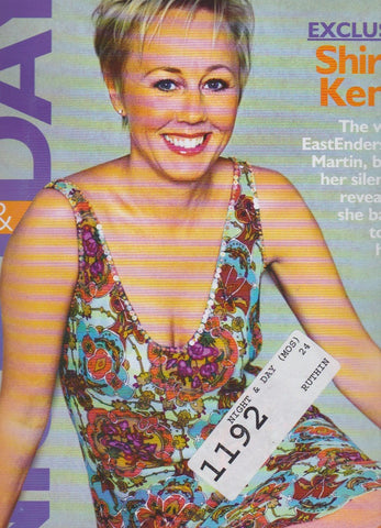 Night & Day Magazine - Shirlie Kemp