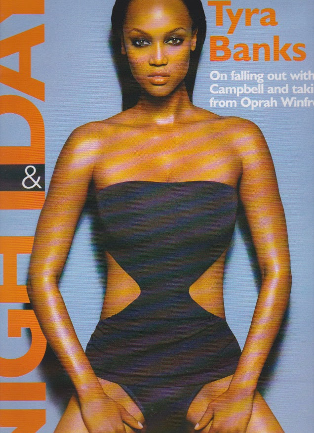 Night & Day Magazine - Tyra Banks