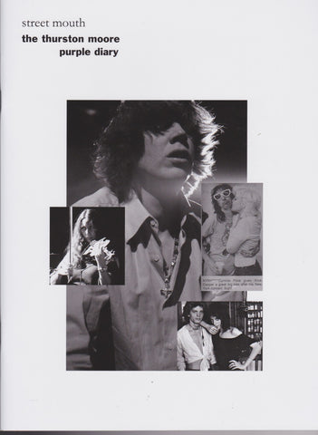 Purple Fashion - The Purple Book - Thurston Moore