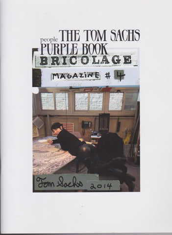 Purple Fashion - The Purple Book - Tom Sachs