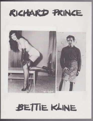 Purple Fashion - Bettie Kline - Richard Prince