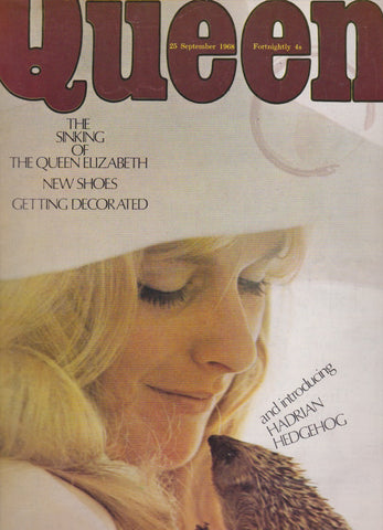 Queen Magazine - Candida Lycett Green