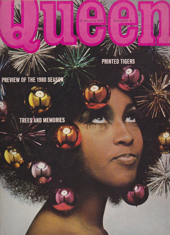 Queen Magazine - Marsha Hunt