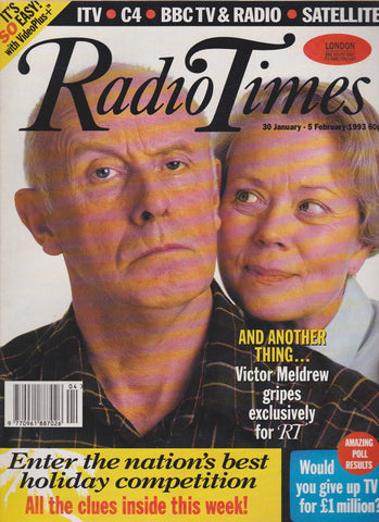 Radio Times - Richard Wilson