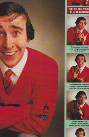 Radio Times - Steve Coogan - Into the big League