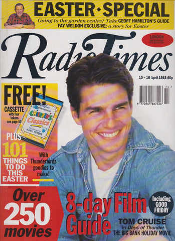 Radio Times - Tom Cruise