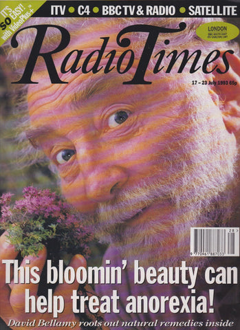 Radio Times - David Bellamy