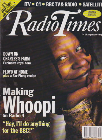Radio Times - Whoopi Goldberg