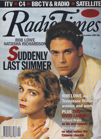 Radio Times - Vanessa Richardson