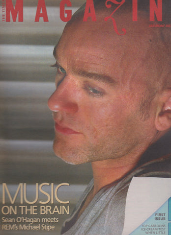 The Times Magazine - Michael Stipe