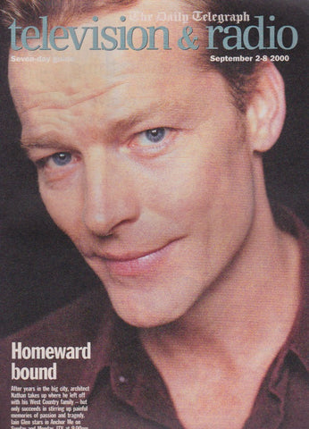Telegraph TV Guide - Iain Glen