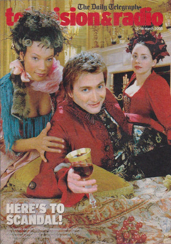 Telegraph TV Guide - David Tennant