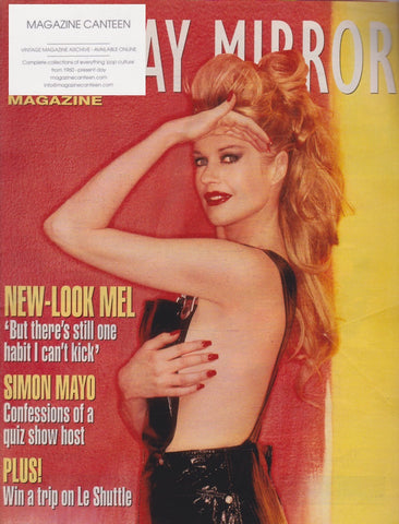 Mirror Magazine - Melanie Griffith