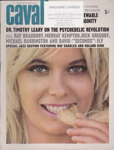 Cavalier Magazine - Timothy Leary