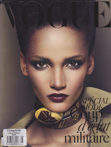 Vogue Paris Magazine - Rose Cordero