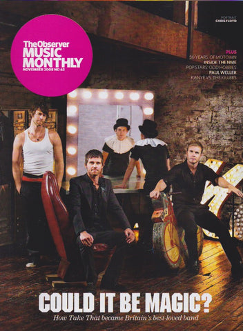 Observer Music Magazine - 63 - Take That