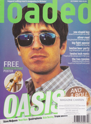 Loaded Magazine - Oasis