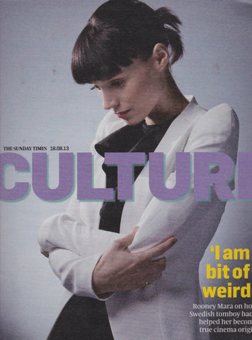 Culture Magazine - Rooney Mara