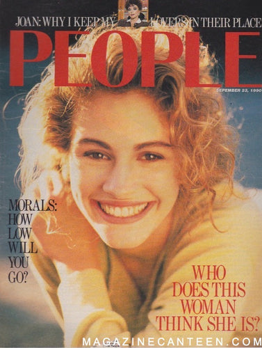 People Magazine - Julia Roberts