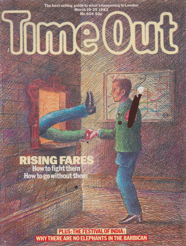 Time Out Magazine - Naim Attallah