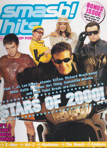 Smash Hits Magazine 2000 - Special Issue