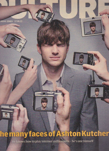 Culture Magazine - Ashton Kutcher