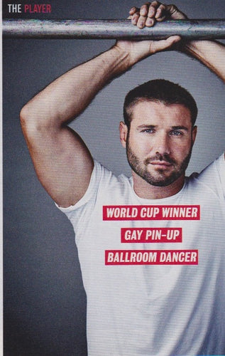 The Times Magazine - Ben Cohen - Not your average