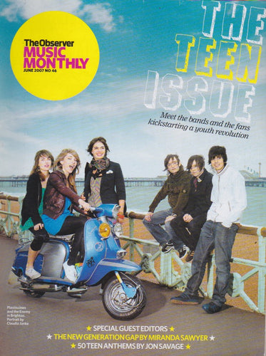 Observer Music Magazine - 46 - Teen Issue