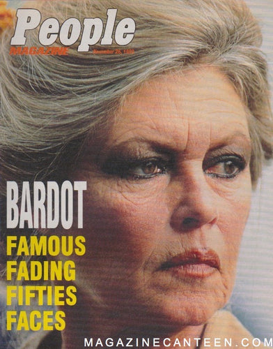 People Magazine - Brigitte Bardot