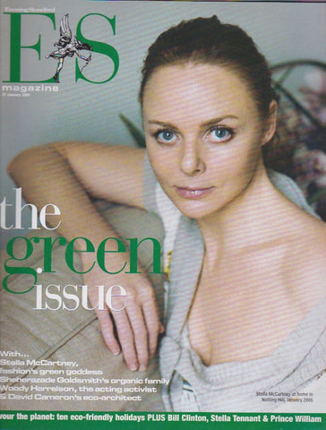 ES Magazine - Stella McCartney