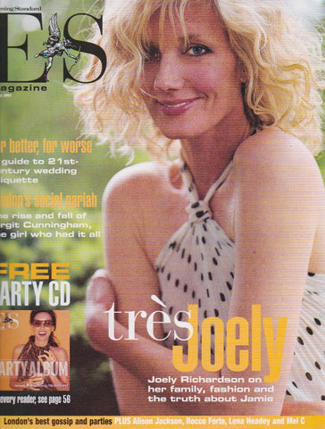 ES Magazine - Joely Richardson - Lena Headey game of thrones