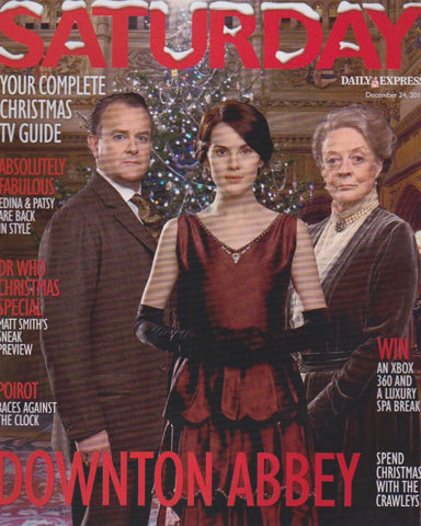 Express Magazine - Downton Abbey