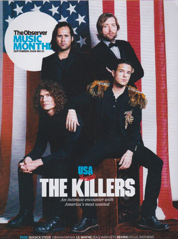 Observer Music Magazine - 61 - The Killers