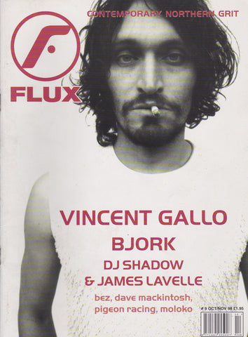 Flux Magazine - Vincent Gallo