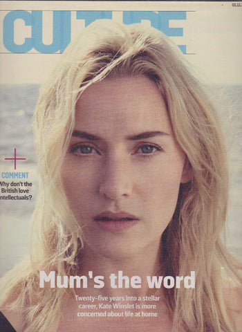 Culture Magazine - Kate Winslet
